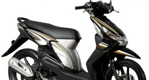 Honda BeAT injeksi paling laris di Indonesia